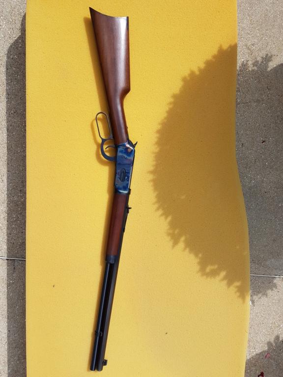 Identification carabine winchester  20170810