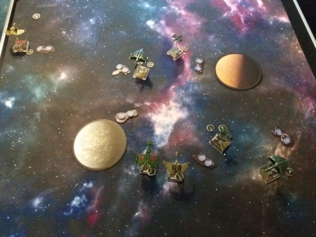 Haie unter sich (Romulaner vs Klingonen) 20910