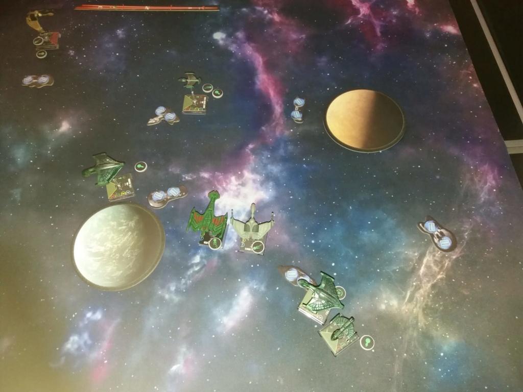 Haie unter sich (Romulaner vs Klingonen) 21010