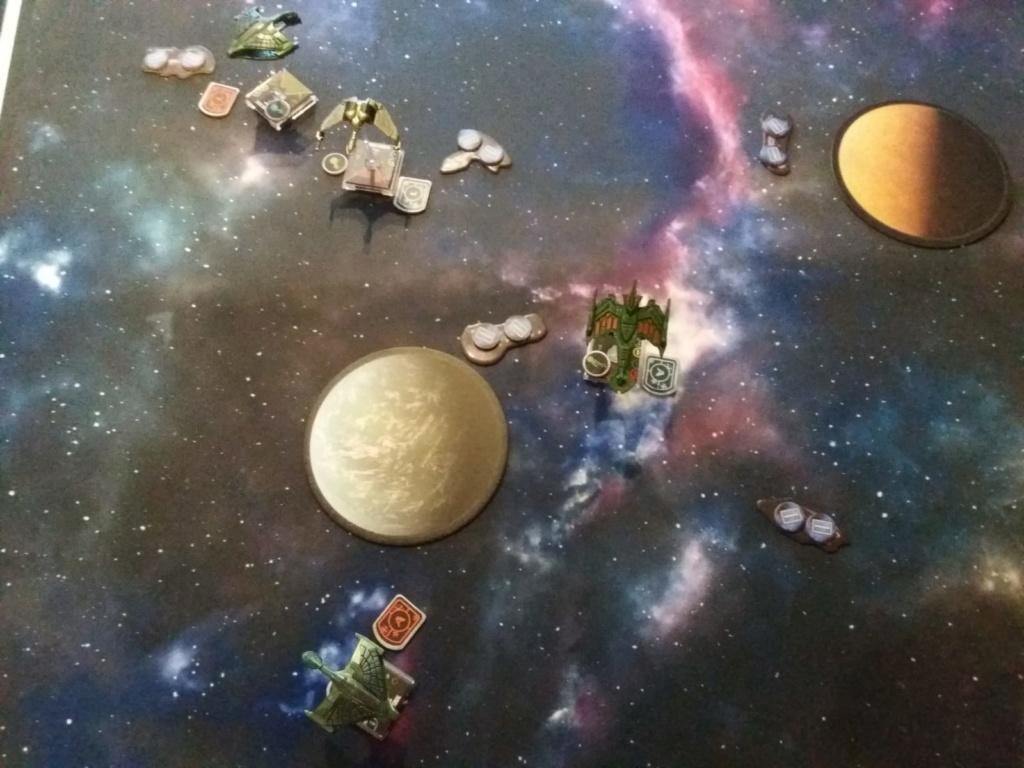 Haie unter sich (Romulaner vs Klingonen) 21210