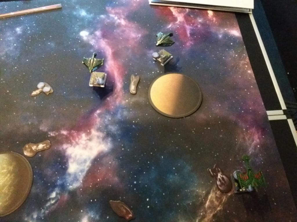 Haie unter sich (Romulaner vs Klingonen) 21510