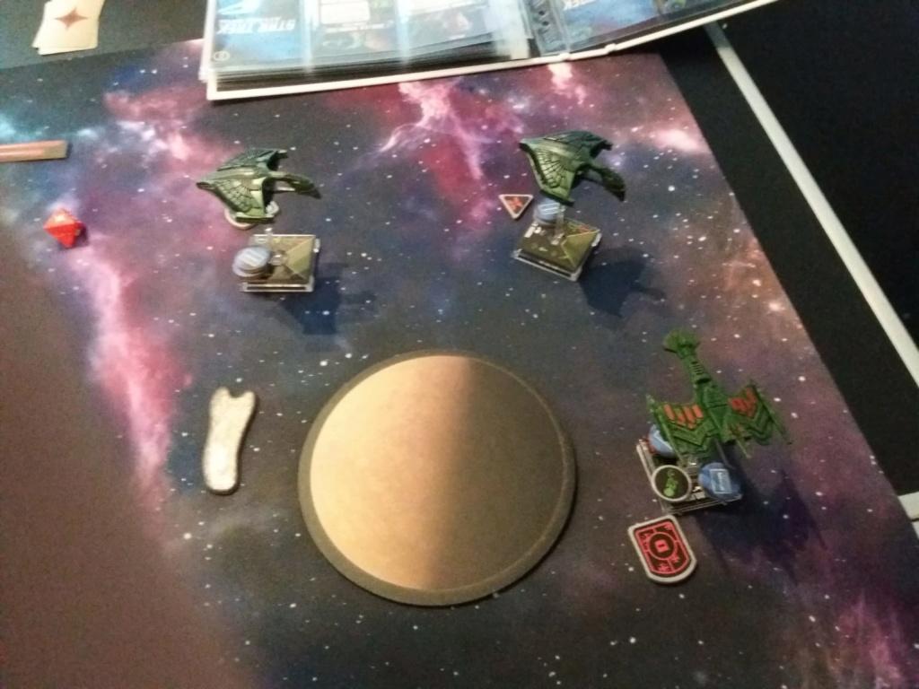 Haie unter sich (Romulaner vs Klingonen) 21610