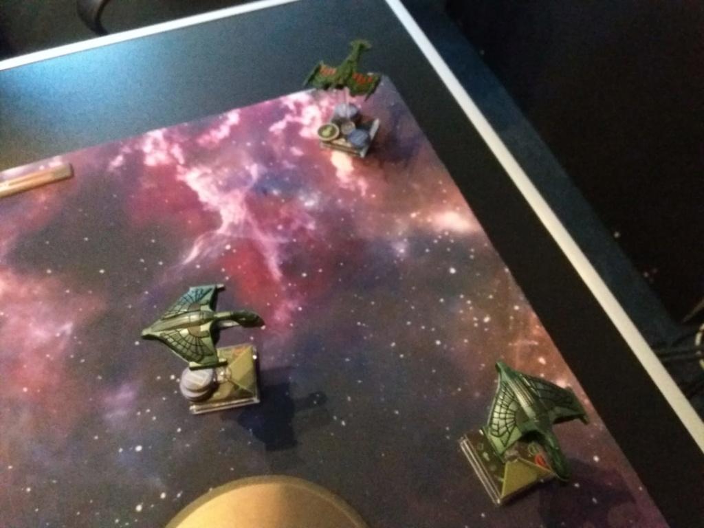 Haie unter sich (Romulaner vs Klingonen) 21710