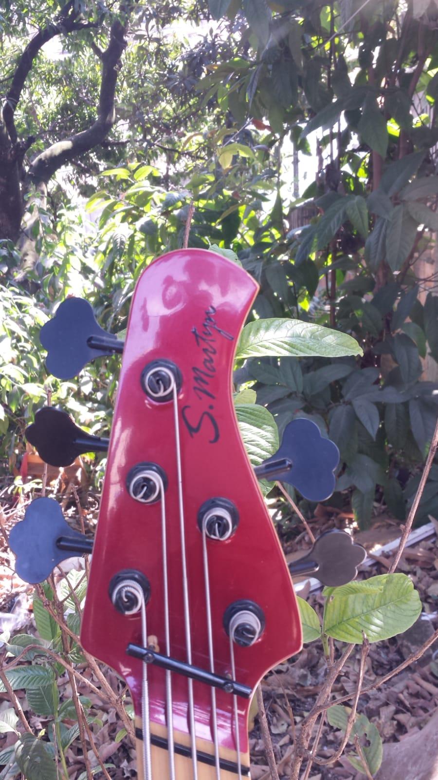 Smartyn Modern Ray por Fender Precision Bass Whatsa18