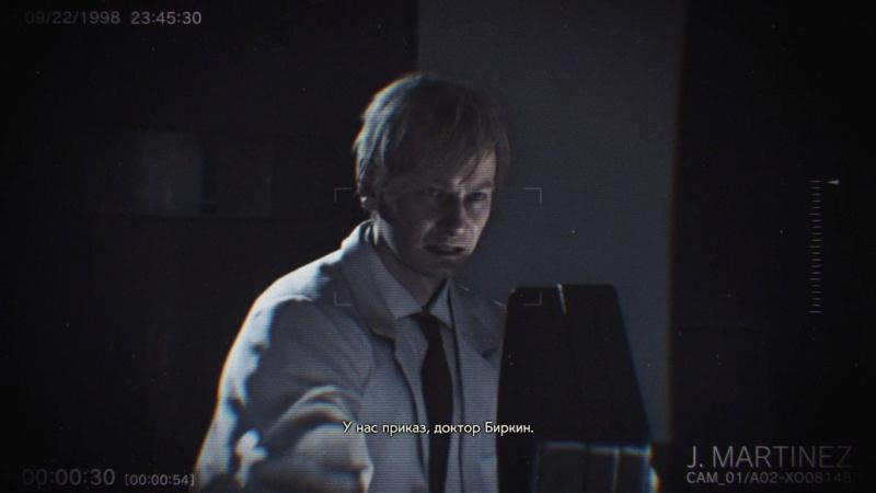 Персонажи Resident Evil 2: Remake 20190211