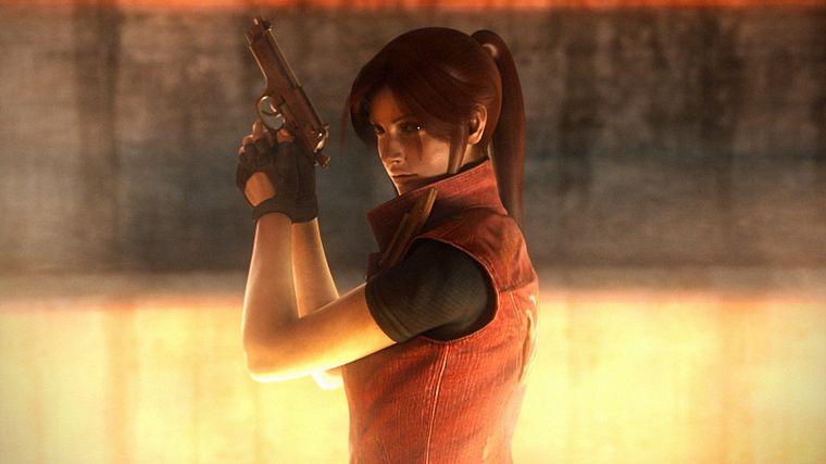 Персонажи Resident Evil 2: Remake 76668e10