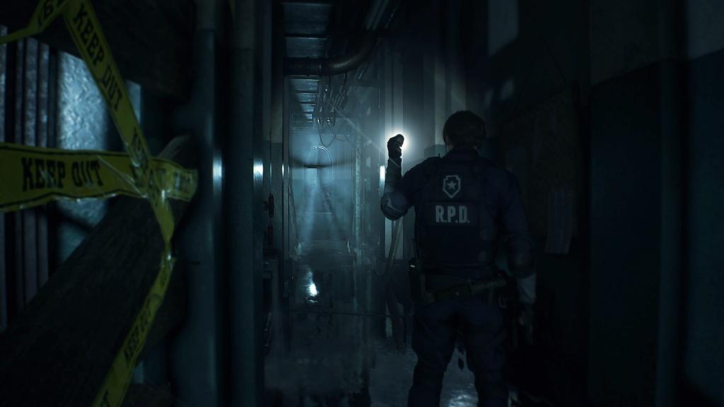 Resident Evil 2: Remake 912