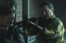 Персонажи Resident Evil 2: Remake _jfif10