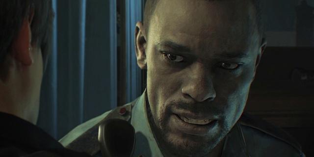 Персонажи Resident Evil 2: Remake A13