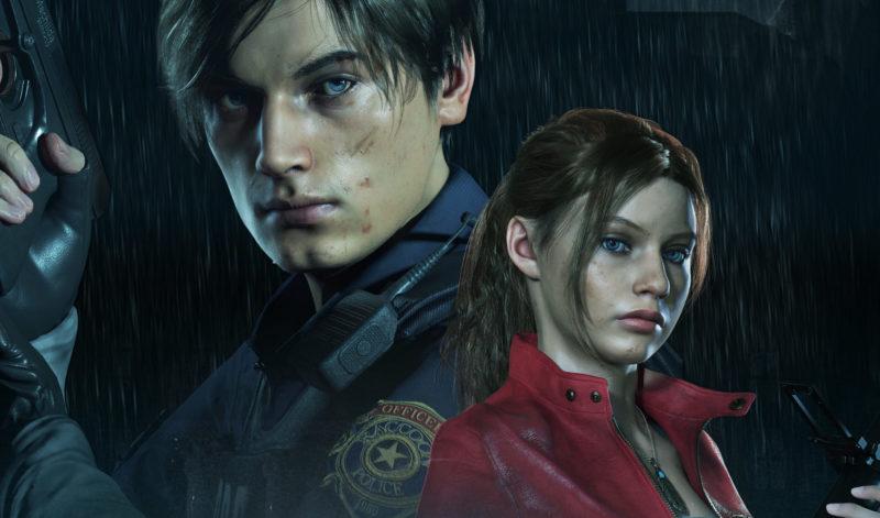 Персонажи Resident Evil 2: Remake Eqvm1r10