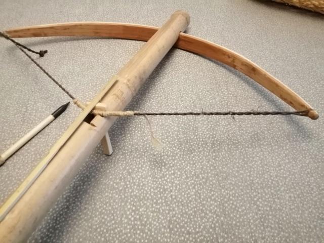 Ballesta de Bambú y Rattan por Shifu (José Ortiz) 104eb910