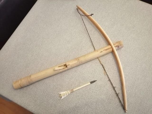 Ballesta de Bambú y Rattan por Shifu (José Ortiz) 71ded510