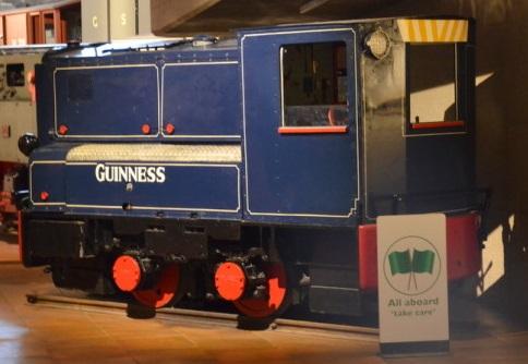 The Guinness Brewery Railways, Dublin Guines10