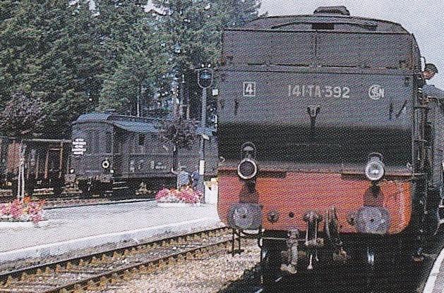 voitures Midi puis SNCF d'origine Prusse Laquei10