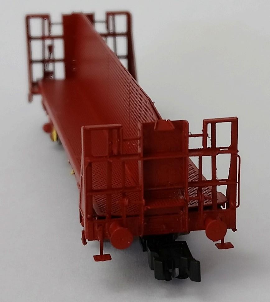 """[TJ-Modeles] TJ-7547 : Wagon porte bûches CIMT """"Beghin"""" (kit) - Echelle N Tj-75411"""