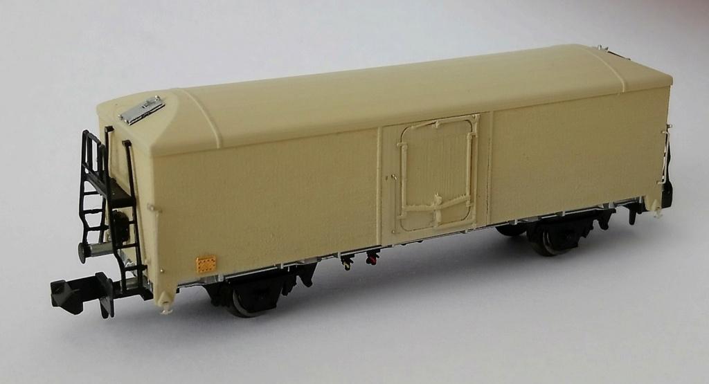 [TJ-Modeles] TJ-7546 : Wagon réfrigérant STEF à caisse Polyester (transkit sur base Brawa) - Ech. N Tj-75413