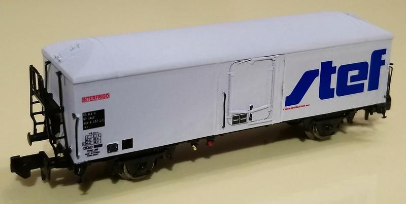 [TJ-Modeles] TJ-7546 : Wagon réfrigérant STEF à caisse Polyester (transkit sur base Brawa) - Ech. N Tj-75416