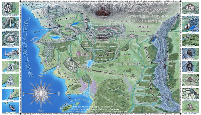 De la tierra de Beleriand Karoli10