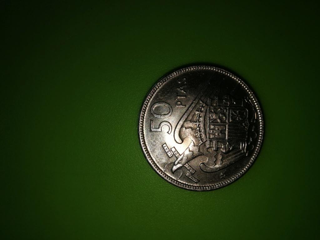 50 pesetas 1957 (*60). Estado Español Img_2015