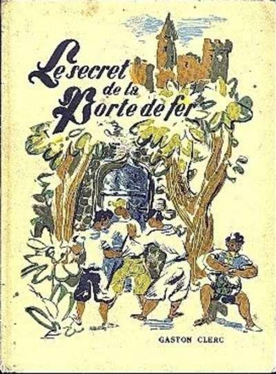 Gaston Clerc et Le Secret de la Porte de Fer Clerc_16