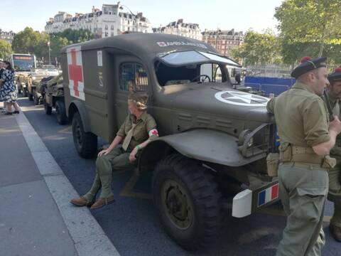 75e Anniversaire de la Libération 20190915