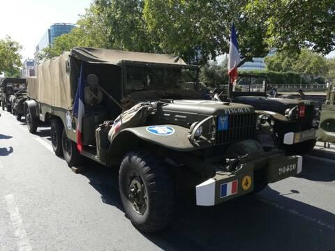 75e Anniversaire de la Libération 20190916