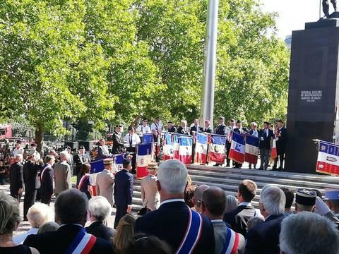 75e Anniversaire de la Libération 20190918