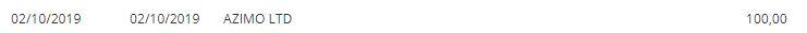 Oportunidade [Provado] Azimo - Recebe 10€ na tua primeira transacção (ganhei 30€) Azimo10