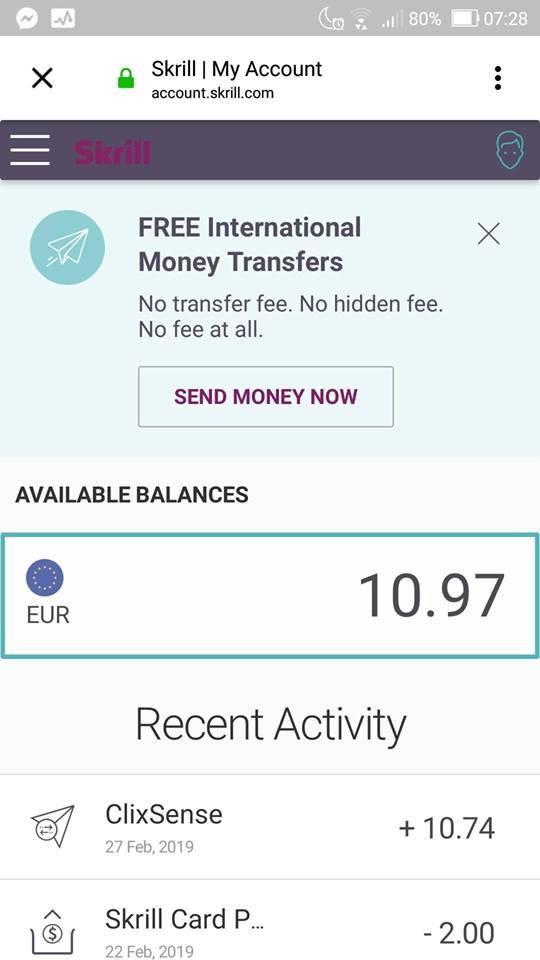 Oportunidade [Provado] Clixsense/Ysense - Ganha por responder a inquéritos, etc (já ganhei 119€) Clix110