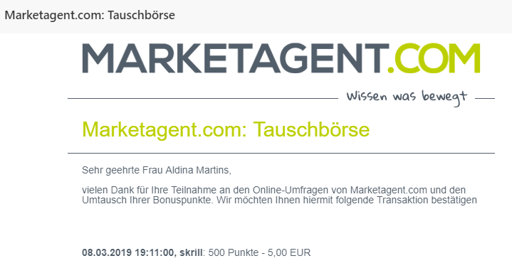Oportunidade [Provado] Marketagent - Estudos online remunerados (já recebi 167 euros) - Página 2 Market10