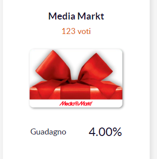 Oportunidade [Provado] Sixthcontinent - Vales Media Markt, Cepsa, Decathlon, Mango, etc por metade do preço! (já poupei 100 euros) Media10