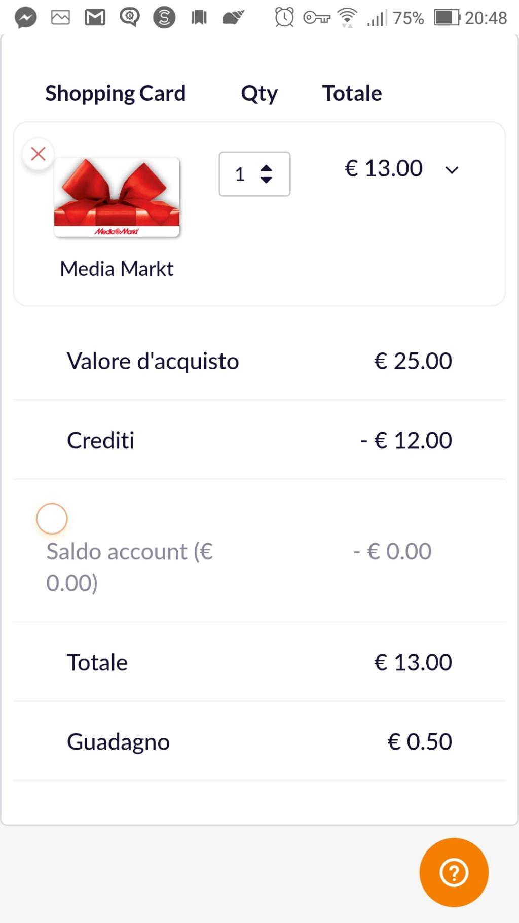 Oportunidade [Provado] Sixthcontinent - Vales Media Markt, Cepsa, Decathlon, Mango, etc por metade do preço! (já poupei 100 euros) Screen11