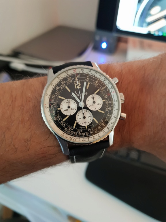 La montre du Vendredi 14 Septembre 2018 20180910