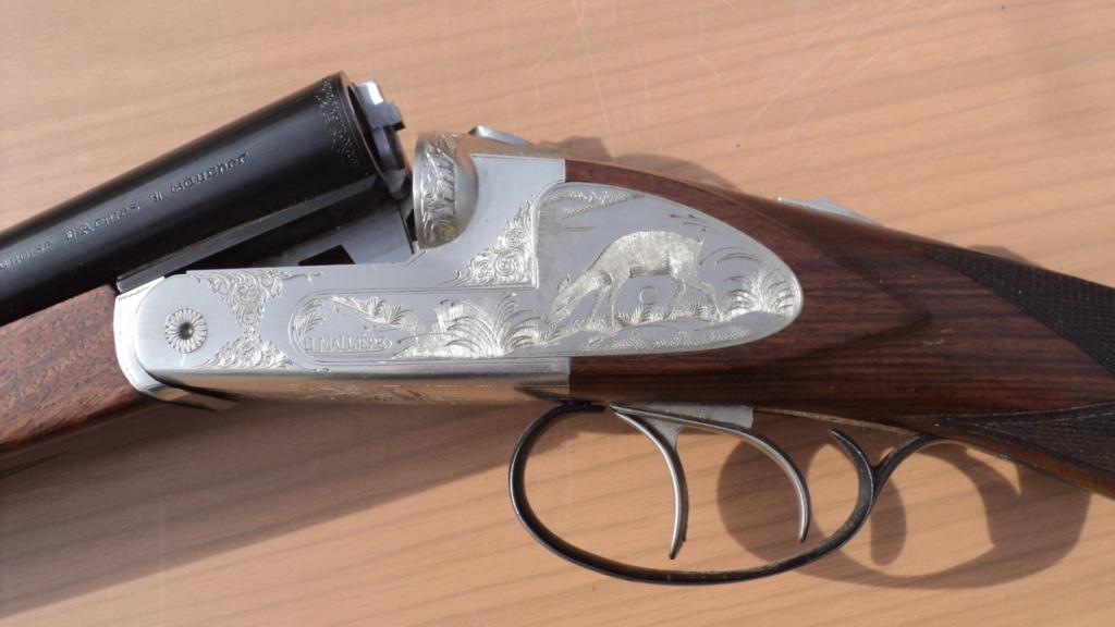 Infos calibre 20 Juxtaposé Stéphanoise d armes GAUCHER Dsc05910