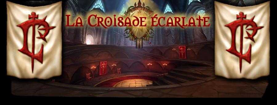 La Croisade écarlate