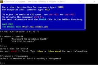 HOWTO : utiliser un expander midi Roland SC-55 avec un PC Windows 10 A10