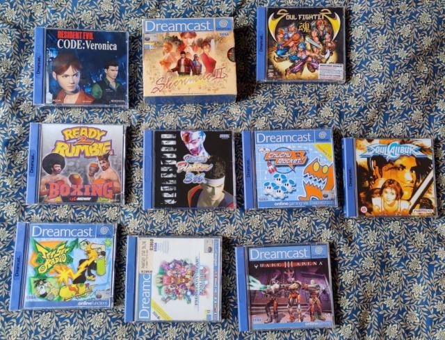 [VDS] vente multiplateforme (PSP, PS3, N64, gamecube & Dreamcast: shenmue  2 & code veronica) Img_2090