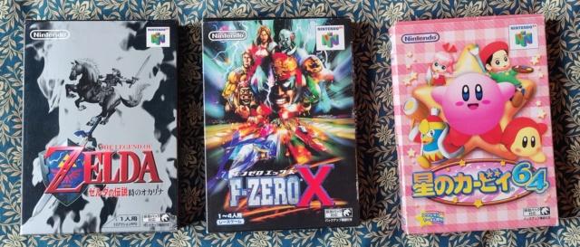 [VDS] vente multiplateforme (PSP, PS3, N64, gamecube & Dreamcast: shenmue  2 & code veronica) Img_2092