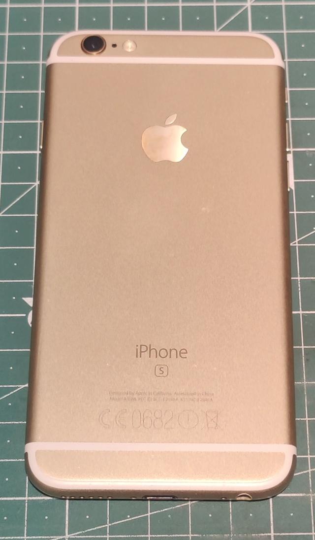 [vendu] iphone 6S 64 go or Img_2123