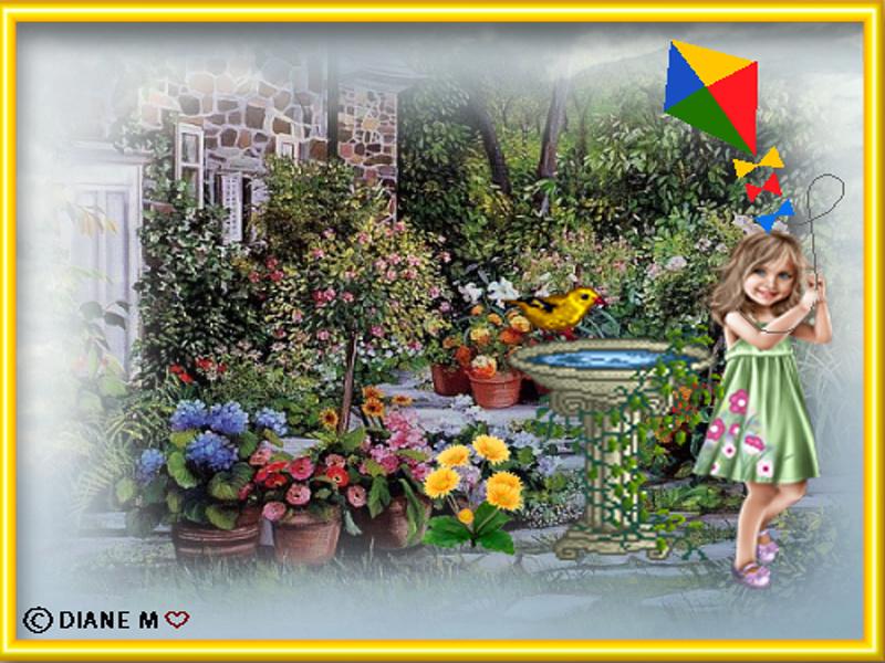 Défi du 23-24 SEPTEMBRE /  Fleurs jaune Mp23se10