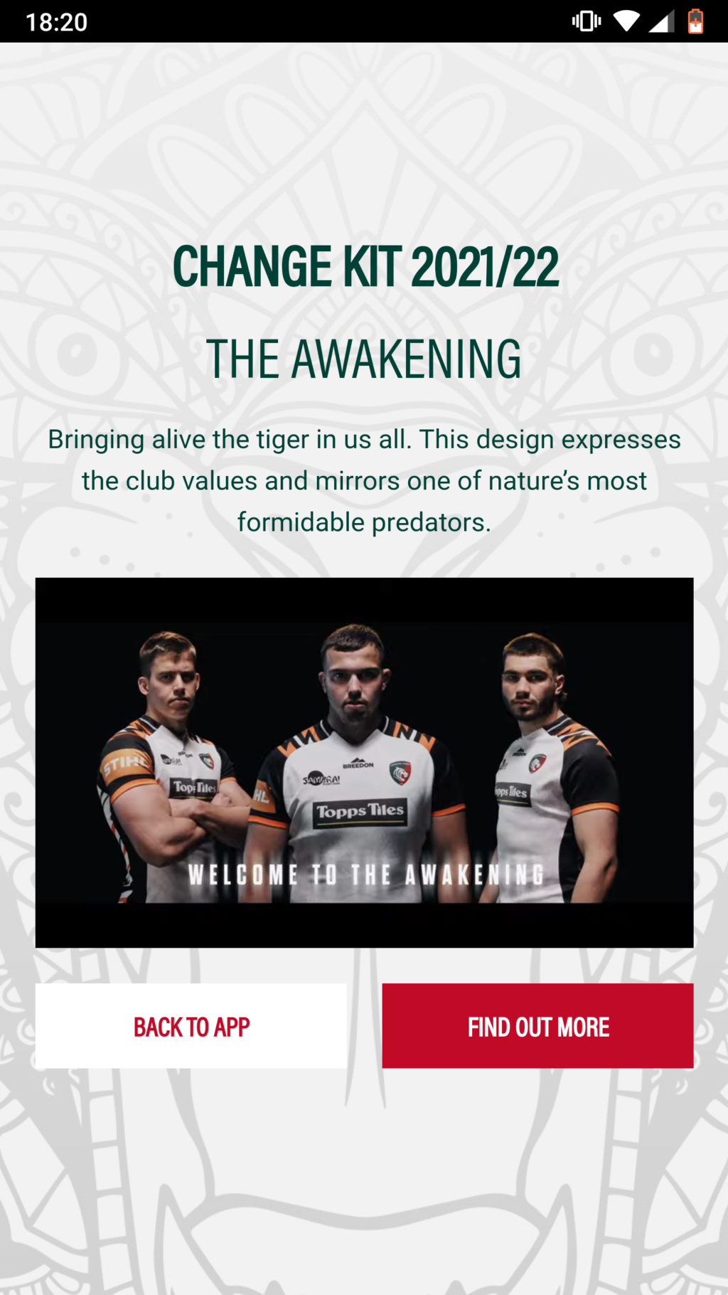 Leicester Tigers 2020-21 - Page 3 Screen13