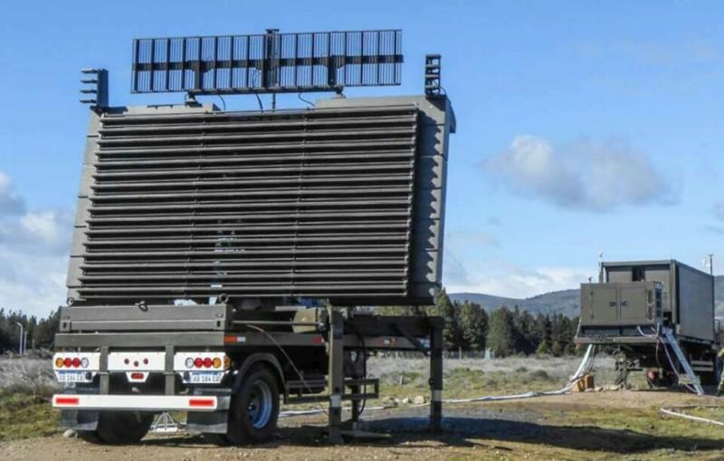 Radar  INVAP RPA-170M de alcance medio 20181133
