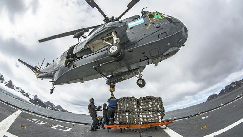 Campaña Antártica 2018/19 20190111