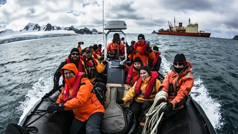 Campaña Antártica 2018/19 20190114