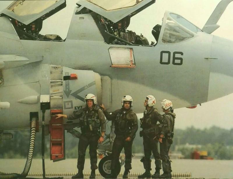 Grumman A-6 Intruder y EA-6B Prowler 20190134