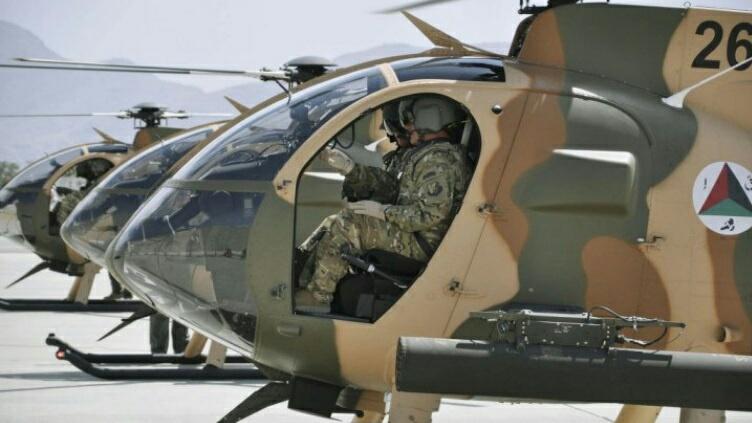 MDHI revela su nueva generación del helicóptero MD 530 Little Bird 20190143