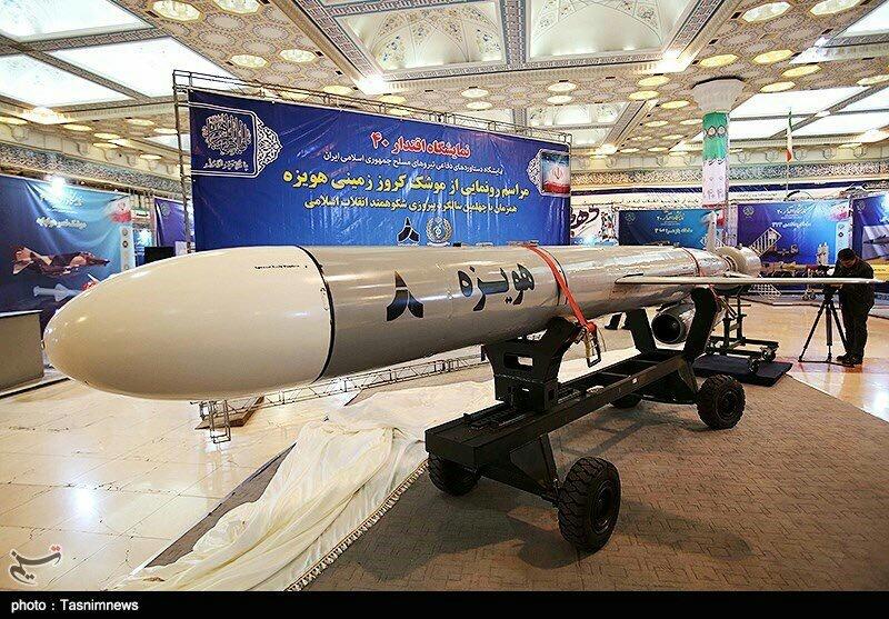 Iran muestra nuevas versiones de sus Blindados ,Vehiculos y Sistemas 20190218