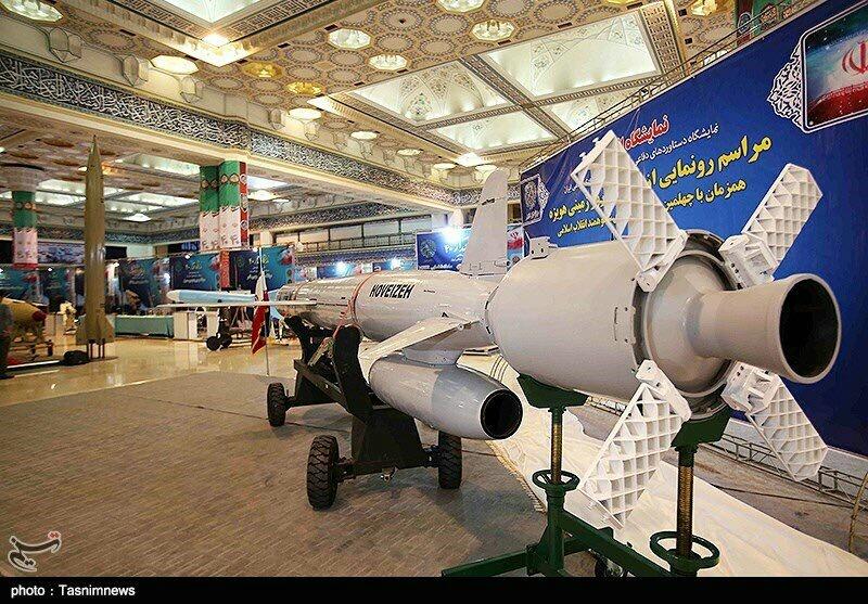 Iran muestra nuevas versiones de sus Blindados ,Vehiculos y Sistemas 20190220