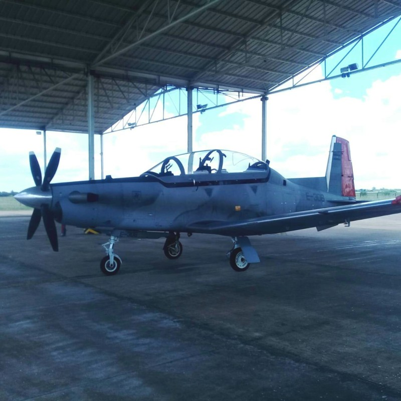 T-6C+ Texan II Argentinos - Página 25 20190258