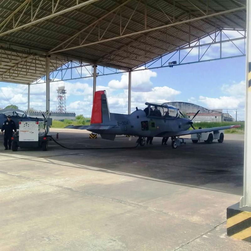 T-6C+ Texan II Argentinos - Página 25 20190259